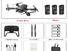Drone RC Drones x Pro 5G With 4K HD Dual Camera WIFI FPV Foldable Quadcopter Qa