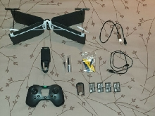Drone Parrot SWING + FlyPad + Accessoires