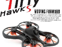 EMAX Tinyhawk S FPV Racing Drone Drone Brushless 75mm 4in1 F4 Contrôleur de S9Y3