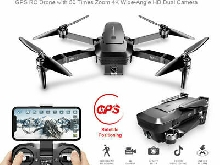 VISUO ZEN K1 4K GPS  Brushless Drone With Dual Camera 120°Wide Angle 5G R7X4