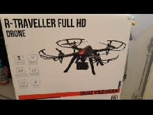 R-TRAVELLER FULL HD DRONE