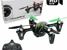 Hubsan X4 RC Quadcopter HD 2 MP Camera RTF Noir/Vert Drone Quadricoptere