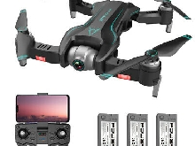 S20 RC Drone With Camera 4K GPS APP Follow Mode Foldable Quadcopter Drone Z0D0