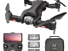 S20 RC Drone With Camera 4K GPS APP Follow Mode Foldable Quadcopter Drone M8J0