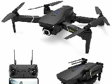 EACHINE E520S Drone avec Camera 4k HD GPS 5G-WiFi Pliable FPV Quadcopter