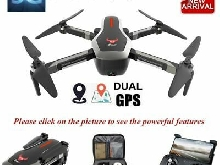 BEAST SG906 GPS 5G WIFI FPV 4K HD Camera Selfie Foldable RC Drone Quadcopter