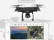 S20W Four-axis Aircraft with GPS Remote Control HD Camera Wifi Drone AircraftH8?
