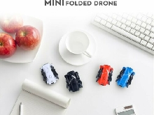 LF602 Mini FPV Foldable RC Drone with 0.3MP Camera Gesture Selfie 3 Batt MZ