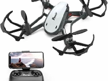 Drone Grand Angle HD Caméra Wifi FPV 2,4Gh 6axes Gyro Décollage/Atterrissage 1