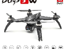 MJX Bugs 5W B5W RC Drone with Camera 4K Drone 5G Wifi Brushless RC D8S6