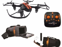 NEUF DRONE IRDRONE SPACE RACING V1 JAMAIS OUVERT