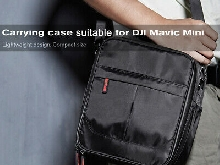 Compatible with DJI Mavic Mini Drone Shoulder Bag Carrying Case Portable U1R2