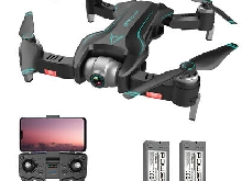 S20 RC Drone With Camera 4K GPS APP Follow Mode Foldable Quadcopter Drone C8X3