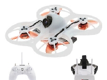 EMAX Tinyhawk Brushless 600TVL Caméra RC Racing Drone avec FPV Lunettes X8F3