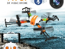FX-31 RC Drone with Camera 720P Optical Flow Positioning Gesture Photo S5P5