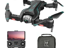 S20 RC Drone With Camera 4K GPS APP Follow Mode Foldable Quadcopter Drone U7L5