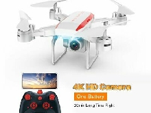 KY606D Drone WIFI FPV 4K HD Caméra Pliable Quadcopter Altitude Hold MODE2
