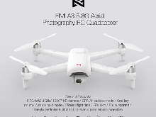 Xiaomi FIMI A3 5.8G GPS 1KM FPV 3-axis Gimbal 1080P Camera RTF Drone Quadcopter