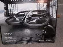 Parrot AR Drone 2.0 Elite Edition Snow *used once*