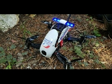 DRONE RACER 250 POLICE NATIONALE FPV INÉDIT FRANCE