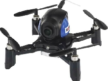 Drone de course Reely DIY X-79 RE-4927260 prêt à voler (RtF) mode altitude,
