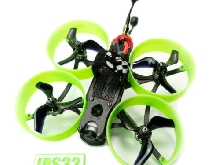 iFlight MegaBee V2 FPV Racing Drone 6x protections d'hélices Vert Fluo DUCTS