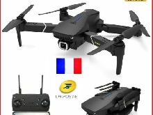 Drone EACHINE E58 WIFI RC Drone 2MP Caméra 3 Batteries FPV Pack 2MP 720P Caméra
