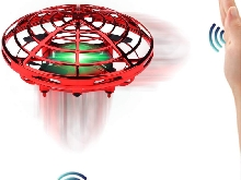 Specool Mini Jouet Volant Ufo Drone Avion Interactive Infrarouge Induction Héli