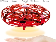 Fconegy Mini Drône Jouet Ufo Usb Rechargeable Avion Interactive Infrarouge Indu