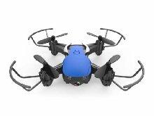 Mini WiFi FPV RC Drone RTF Caméra HD 3 Batteries maintien d'altitude Quadcopter