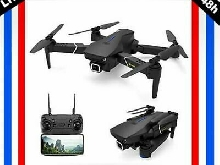 Drone Camera 4k HD GPS 5G-WiFi Pliable FPV Quadcopter