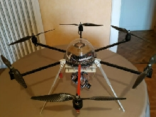 Drone Mikrokopter Pro Hexa GPS RTF Ready to Fly