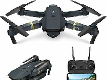 Drone Pliable EACHINE E58 caméra 2.0MP 720P HD Drone x Pro Drone E58 Authentique