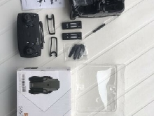 E58 Drone Accesories Kit, 2 Batteries, Controler, Spare Blades, 4 Protection