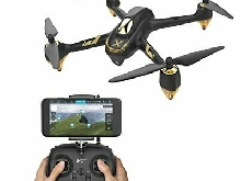 Hubsan H501A X4 Brushless Drone GPS 1080P HD Caméra 5.8Ghz FPV WiFi et 2.4Ghz...
