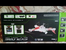 Drone Quadcopeter V686G 5.8G 6Axe FPV Headless mode RC moniteur de la caméra 2.0