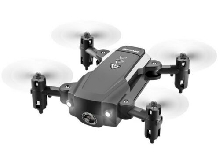 Rc Drone KK8 Dual Camera 1080P Switch Pliable Télécommande Avion (sac rangement)