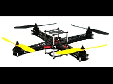 Drone Crazy2Fly Lynxmotion (Kit de Base)