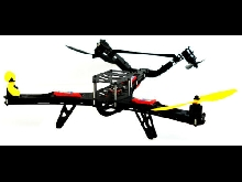 Drone Hunter VTail 500 Lynxmotion (Kit de Base)