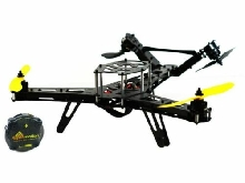 Kit Drone Hunter VTail 400 Lynxmotion (Combo de Base + Controleur Quadrino Nano