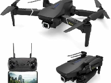 EACHINE E520S Drone avec Camera 4k HD GPS 5G-WiFi Pliable Quadcopter + Batterie