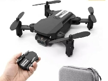 PROMO !! 4K 1080P HD Camera Mini Drone WiFi Aerial Photography RC Helicopter