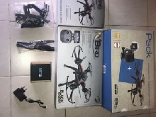 Pack Go pro hero + LCD et drone R-Bird Black Master.