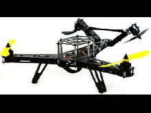 Drone Hunter VTail 400 Lynxmotion (Kit de Base)