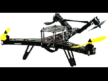 Drone Hunter VTail 400 Lynxmotion (Kit T-Motor)