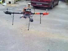 drone GAUI 500X RC avion
