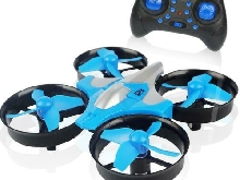 Mini RC Drone Mode 3D 360° Flips & Rolls 2.4G Gyro Quadcopter Altitude Hold 2020