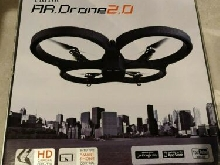 AR.Drone Parrot 2.0 Full HD 720p