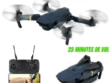 Drone Fpv Avec Camera Freestyle HD RTF 720p Parrot Mini Gps UFO Rc Wifi Eachine
