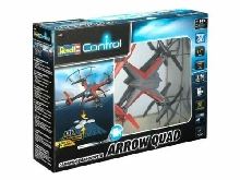 revell drone flip 360 quadrocoptere arrow quad
